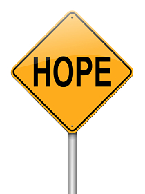 How To Find Hope When You Feel Hopeless...