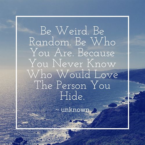 Be Who You Are_opt